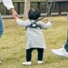 2018 다이얼핏 투웨이 아기의자 부스터 차콜 - 하네스 라이프스타일 1